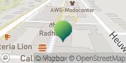 Karte GLS PaketShop Schöneiche bei Berlin, Deutschland