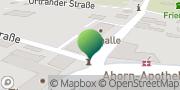 Karte GLS PaketShop Schwepnitz, Deutschland
