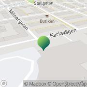 Karta IFK Kristianstad - Handboll Kristianstad, Sverige