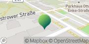 Karte GLS PaketShop Cottbus, Deutschland