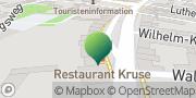 Karte GLS PaketShop Peitz, Deutschland