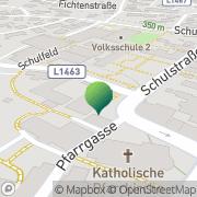 Karte Gemeinde Gallneukirchen Gallneukirchen, Österreich