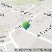 Karte Gemeindeamt Dietach Dietach, Österreich