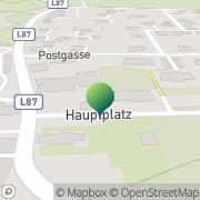 Karte Gemeindeamt Poggersdorf Poggersdorf, Österreich