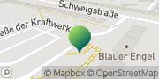 Karte GLS PaketShop Weißwasser, Deutschland