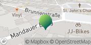 Karte GLS PaketShop Zittau, Deutschland