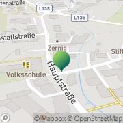 Karte Marktgemeinde St Paul im Lavanttal Sankt Paul im Levanttal, Österreich
