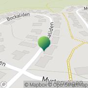 Karta Kommunala Fritidstjänste- Mäns Riks Karlshamn, Sverige