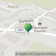 Karte Gemeinde St. Marein-Feistritz Sankt Marein bei Knittelfeld, Österreich