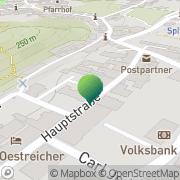 Karte Marktgemeinde Spitz Spitz, Österreich