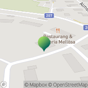 Karta Stora Mellösa Baptistförsamling Stora Mellösa, Sverige