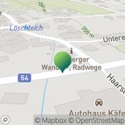Karte Gemeinde Hartberg Umgebung Hartberg, Österreich