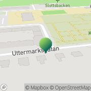 Karta Klosterkyrkogården Eskilstuna, Sverige