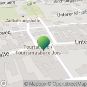 Karte Gemeindeamt Jois Jois, Österreich