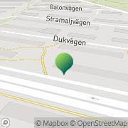 Karta Gojukai Seinan Karateklubb Bromma, Sverige