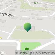 Karta Sollentuna Missionsförsamling Sollentuna, Sverige