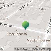 Karta Maskinentreprenörerna Stockholm, Sverige