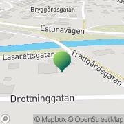 Karta Norrtälje Rödakorskrets Norrtälje, Sverige