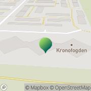 Karta Migrationsverket Umeå, Sverige