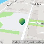 Kartta Kaskisten kaupunki nuorisotoimisto Kaskinen, Suomi