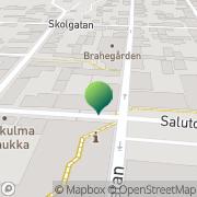 Kartta Kristiinankaupunki Kristinestad Kristiinankaupunki, Suomi