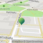Kartta Rauman kaupunki kasvatus ja opetustoimen virasto Rauma, Suomi