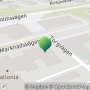 Kartta HN-Consult Ab Mustasaari, Suomi
