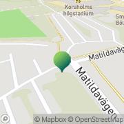 Kartta Mustasaaren kulttuuritalo Mustasaari, Suomi