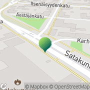 Kartta Hätäkeskuslaitos Pori, Suomi