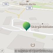 Kartta Käräjäoikeus Nauvon Käräjätalo Nauvo, Suomi