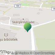 Kartta Länsi-Turunmaan kaupunki fritidskansliet Nauvo, Suomi