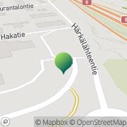 Kartta Maskun kunta Pääkirjasto Masku, Suomi