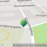 Kartta Pietarsaaren kaupunki koulutoimi Pietarsaari, Suomi