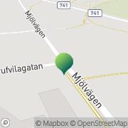 Kartta Pedersöre kommun Pedersören kunta sivistysosasto Pännäinen, Suomi