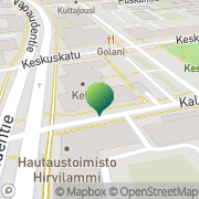 Kartta Seinäjoen maistraatti Seinäjoki, Suomi
