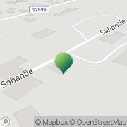 Kartta Loimaan kaupunki Mellilän kirjasto Mellilä, Suomi