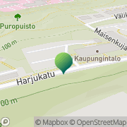 Kartta Nokian kaupunki Nokia, Suomi