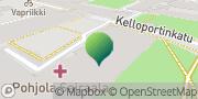 Kartta Tampereen kaupunkiseudun kuntayhtymä Tampere, Suomi