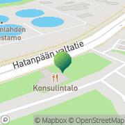 Kartta Puolustusvoimat Tampere, Suomi