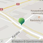 Kartta Kalajoen kaupunki sosiaalitoimisto Kalajoki, Suomi