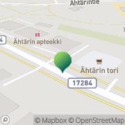 Kartta Posti 63700 ÄHTÄRI Ähtäri, Suomi