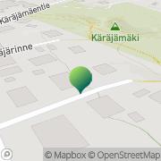 Kartta Hiidenmäen perhekoti Renko, Suomi