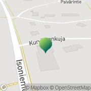 Kartta Kangasalan kaupunginkirjasto Sahalahden kirjasto Kangasala, Suomi