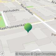 Kartta Hämeenlinnan kaupunki koulutus ja kulttuuri Hämeenlinna, Suomi