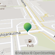 Kartta Merivoimien Tutkimuslaitos Espoo, Suomi