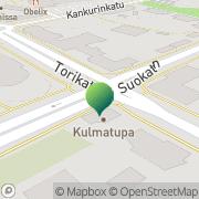 Kartta Hyvinkään kaupunki pelastuskeskus Hyvinkää, Suomi