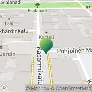 Kartta Helsingin Kaupunki rakennusvirasto arkkitehtuuriosasto Helsinki, Suomi