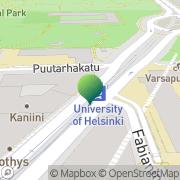 Kartta Maaseutuelinkeinojen valituslautakunta Helsinki, Suomi
