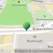 Kartta Helsingin kaupunki ympäristökeskus vesistötutkimus Helsinki, Suomi
