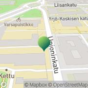 Kartta Helsingin yliopisto humanistisen tiedekunnan kirjasto Helsinki, Suomi